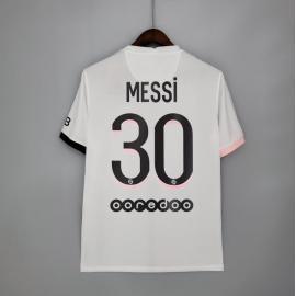 Camiseta De Messi En El PSG Segunda Equipación 2021-2022