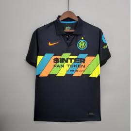 Camiseta Inter Milan Tercera Equipación 21/22