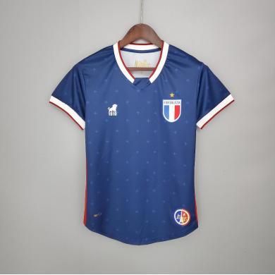 Camiseta Italia 2021-2022 Mujer