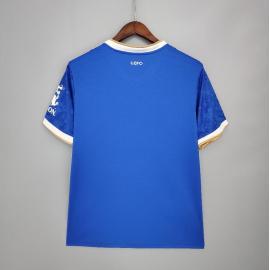 Camiseta Leicester City Primera Equipación 2021/2022