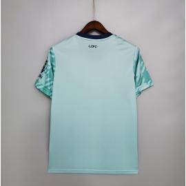 Camiseta Leicester City Segunda Equipación 2021/2022