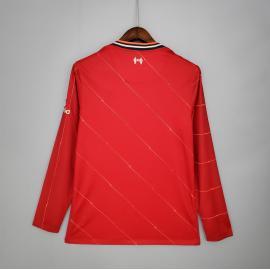 Camiseta Liverpool 1ª Equipación 2021/2022 ML