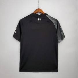Camiseta Liverpool Portero Liverpool Negra