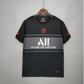 Camiseta Paris Saint-Germain Tercera Equipación 2021-2022