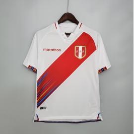 Camiseta Perú Primera Equipaciónes 2021