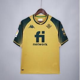 Camiseta Real Betis Tercera Equipación 2021/2022