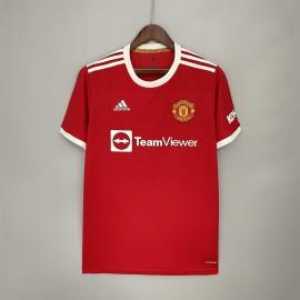 Camiseta Ronaldo 7 Manchester United Primera Equipación 2021/2022