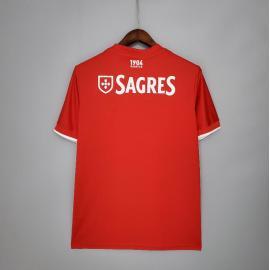Camiseta Sport Lisboa e Benfica Fc Primera Equipación 2021/2022