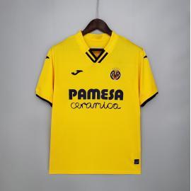 Camiseta Villarreal Primera Equipación 21/22