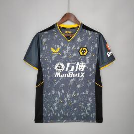 Camiseta Wolverhampton Wanderers Primera Equipación 2021-2022