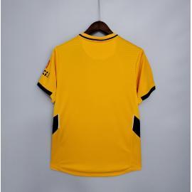 Camiseta Wolverhampton Wanderers Segunda Equipación 2021-2022