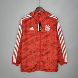 Cortavientos Bayern Munich Roja 2021/2022