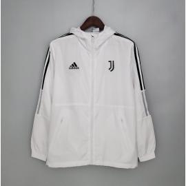 Rompevientos 2021 Juventus Blanco