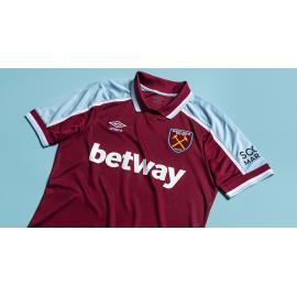 Camiseta West Ham United 1ª Equipación 2021/2022