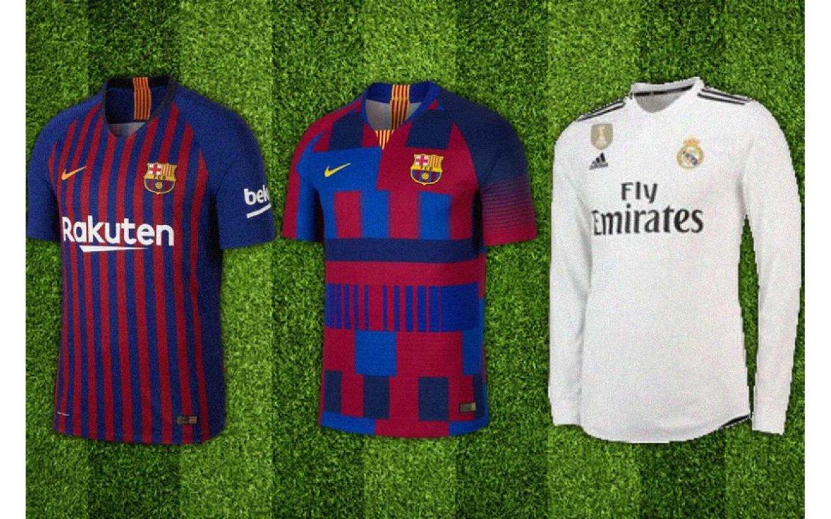 Las camisetas más caras del Clásico de Copa del Rey