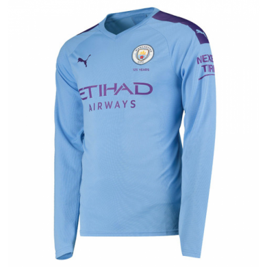Camiseta Manchester City 1ª Equipación 2019/2020 ML