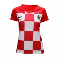 Croacia Copa Mundial 1ª CAMISETAS DE FÚTBOL 2018 Mujer