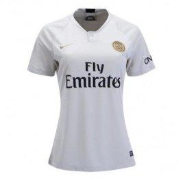 Camiseta 2a Equipación Paris Saint-Germain 18-19 Mujer