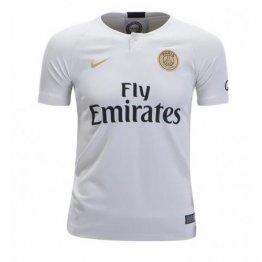 Camiseta 2a Equipación Paris Saint-Germain 18-19 Niños