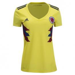 Camiseta Colombia 1ª Equipación 2018 Mujer
