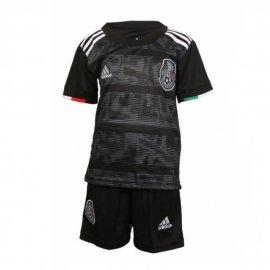 Camiseta México 1ª Equipación 2019 Niño