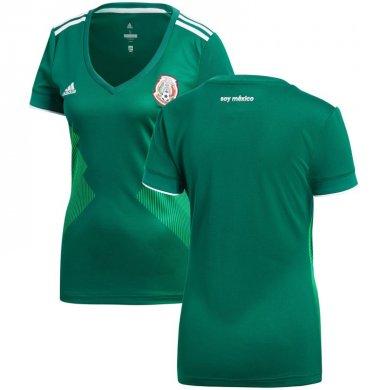 Camiseta México 1ª Equipación 2018 Mujer