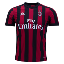 Camiseta 1a Equipación AC Milan 17-18