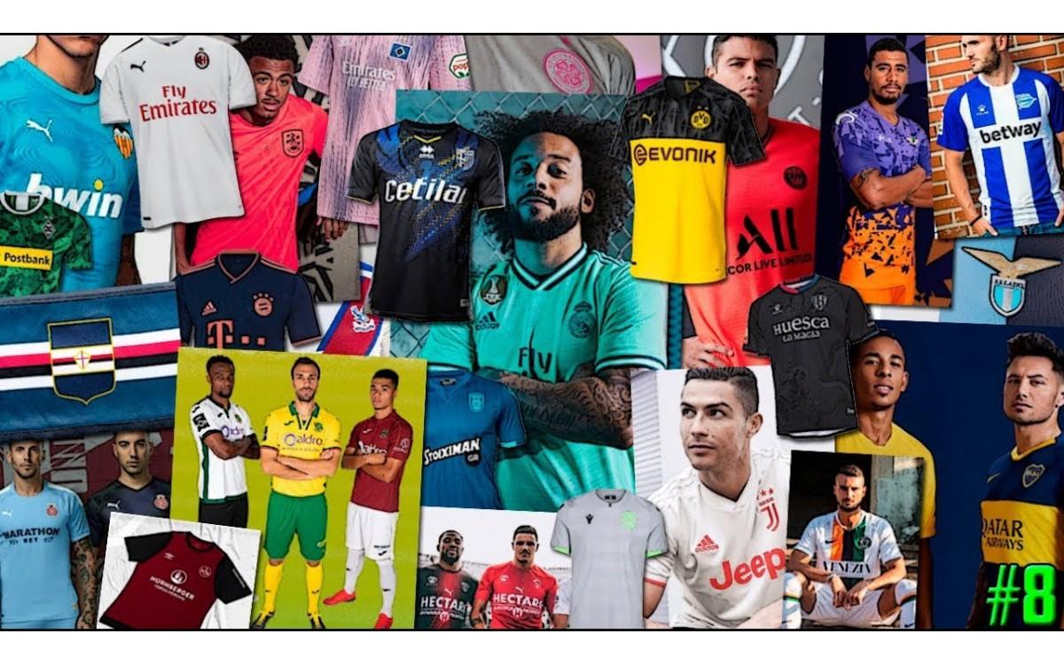 Las camisetas de La Liga 2019 – 2020