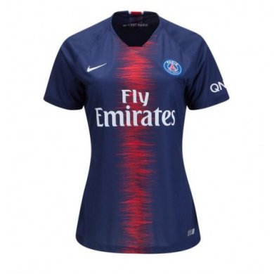 Camiseta 1a Equipación Paris Saint-Germain 18-19 Mujer