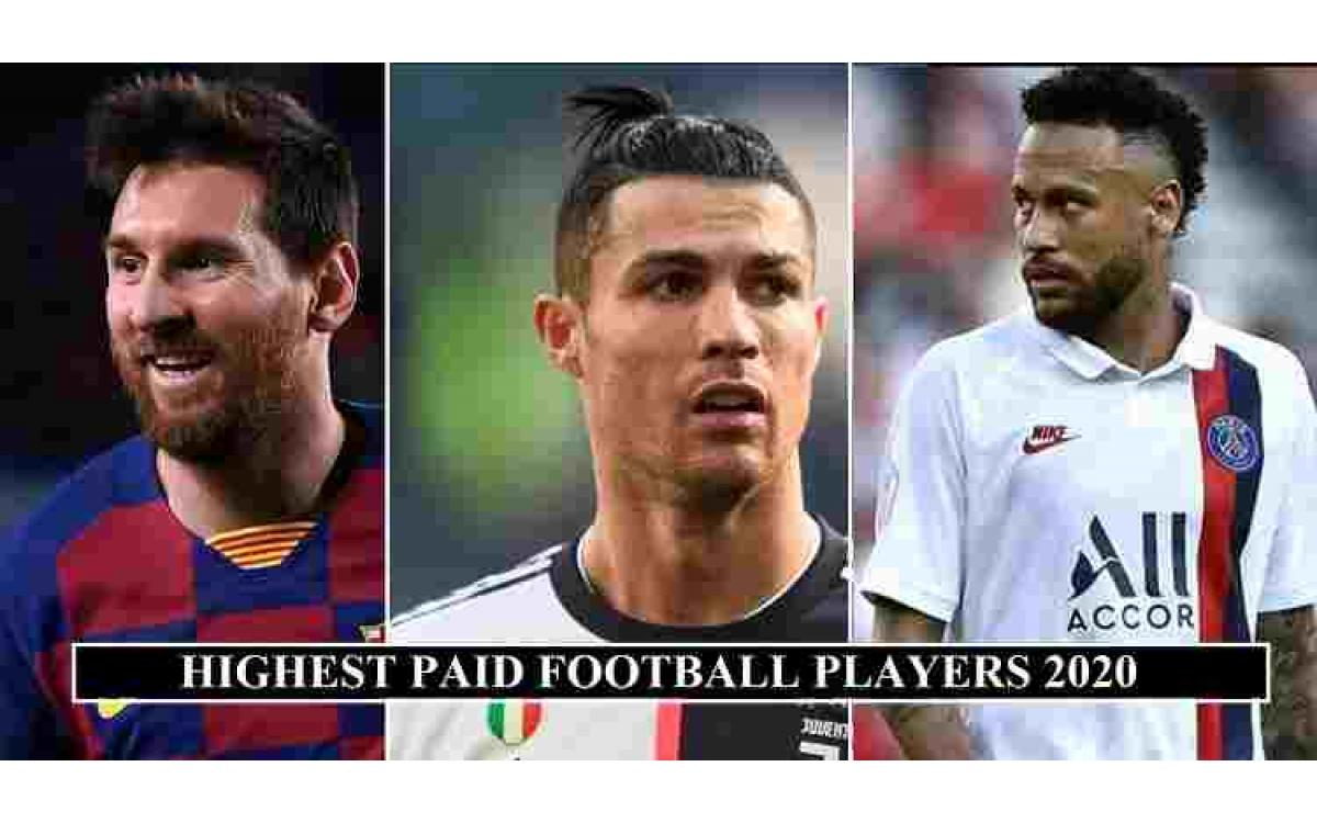 The 15 Highest Paid Football Players in the World 2020