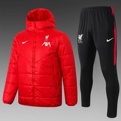 Chaquetas De Plumas de Liverpool FC 2020/2021