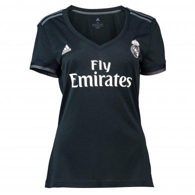 Camiseta de la 2ª equipación del Real Madrid 2018-19 para mujer