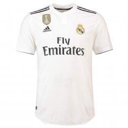 Camiseta de la 1ª equipación del Real Madrid 2018-19