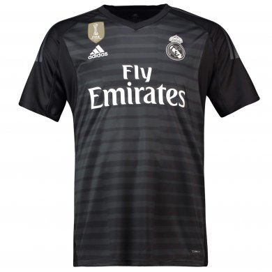 Camiseta de portero de la 1ª equipación del Real Madrid 2018-19