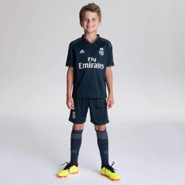 Camiseta de la 2ª equipación del Real Madrid 2018-19 para niños