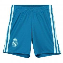 Conjunto mini 2ª equipación de portero del Real Madrid 2018-19