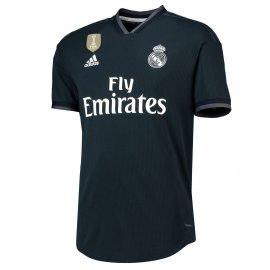 Camiseta de la 2ª equipación del Real Madrid 2018-19