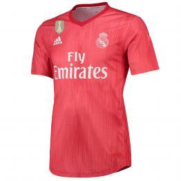 Camiseta de la 3ª equipación del Real Madrid 2018-19
