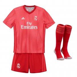 3ª equipación del Real Madrid 2018-19 para niños