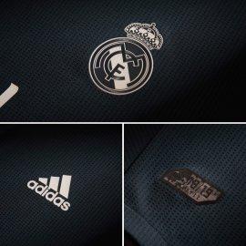 Camiseta de la 2ª equipación del Real Madrid 2018-19 de manga larga