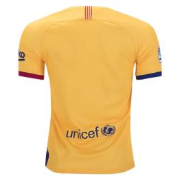 Camiseta Barcelona 2ª Equipación 2019/2020 Niño