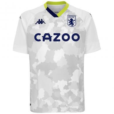 Camiseta Aston Villa 3ª Equipación 2020/2021