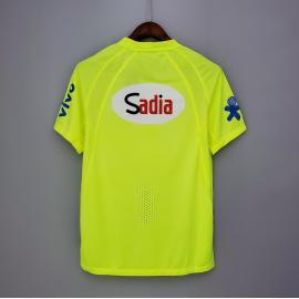 Camiseta Brasil 2020-2021 Verde