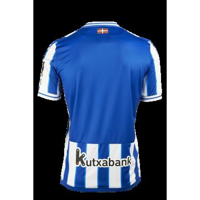 Camiseta Real Sociedad 1ª Equipación Europa 2020/21