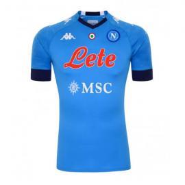 Camiseta Scc Napoli Primera Equipación 2020-2021