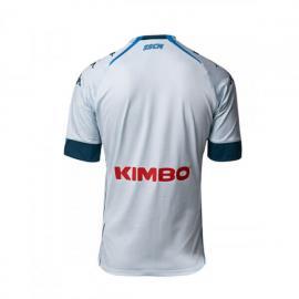 Camiseta Scc Napoli Segunda Equipación 2020-2021