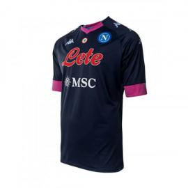 Camiseta Scc Napoli Tercera Equipación Pro 2020-2021