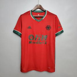 Camiseta Wolverhampton Wanderers 3ª Equipación 2020/2021
