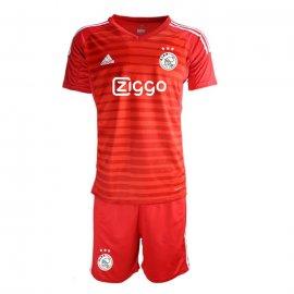Camisetas De Ajax Red Goalkeeper Para Hombre