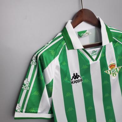 Camisetas Retro Real Betis 1995/1997